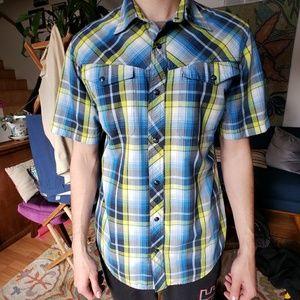 Eddie Bauer hiking shirt
